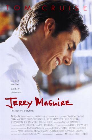 Jerry Maguire Stampa master
