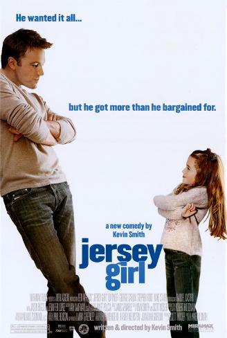 Jersey Girl (Una chica de Jersey) Póster original