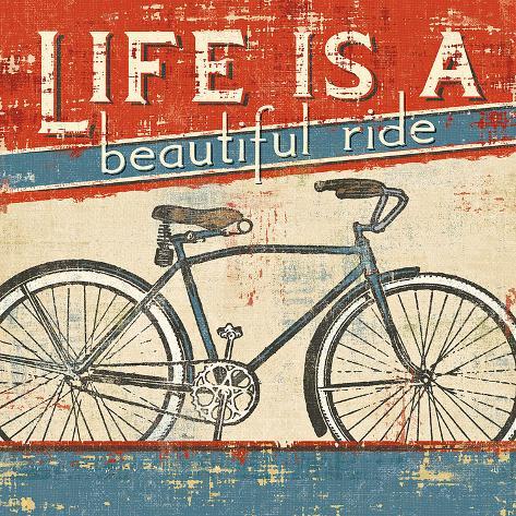 Beautiful Ride I Art Print