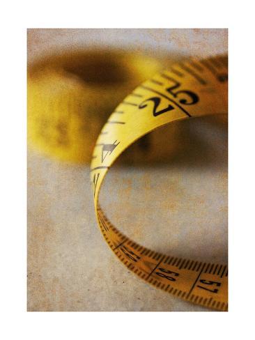 Measure Twice Giclee Print