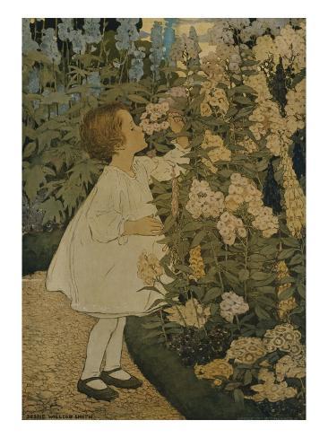 The Senses: Smell Giclee Print