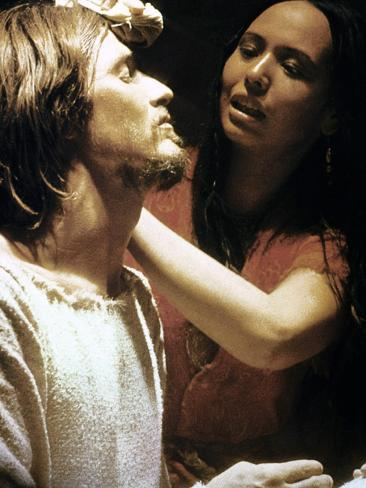 Jesus Christ Superstar, Ted Neeley, Yvonne Elliman, 1973 写真