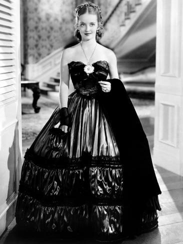 Jezebel, Bette Davis, 1938 Photo