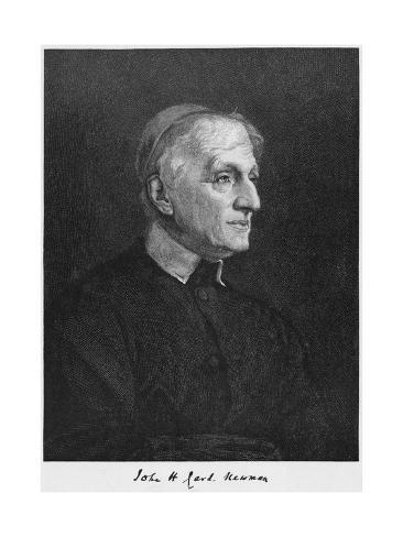 JH Newman, Century 1882 Lámina giclée