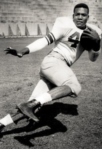 Jim Brown Archival Photo Poster Print Masterprint