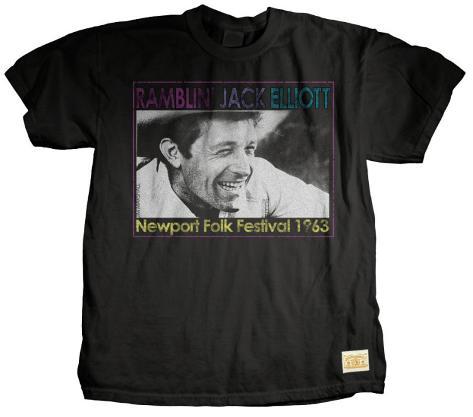 Jack Elliot - Talkin T-Shirt