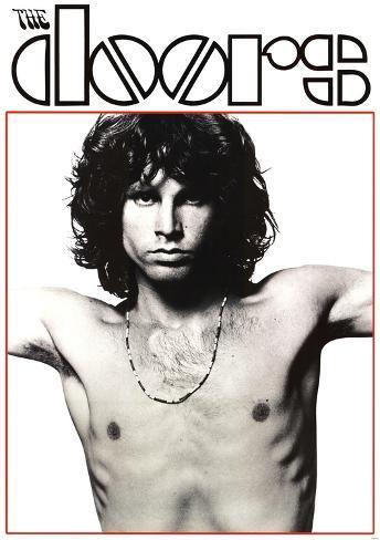 Jim Morrison (Doors Shirtless) Music Poster Print  sc 1 st  AllPosters & Jim Morrison (Doors Shirtless) Music Poster Print Photo - at ...