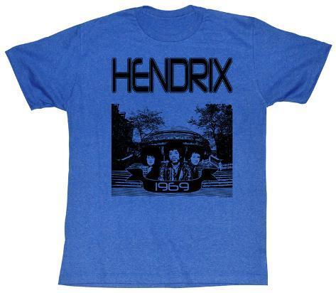 Jimi Hendrix - Hendrix 1969 T-Shirt