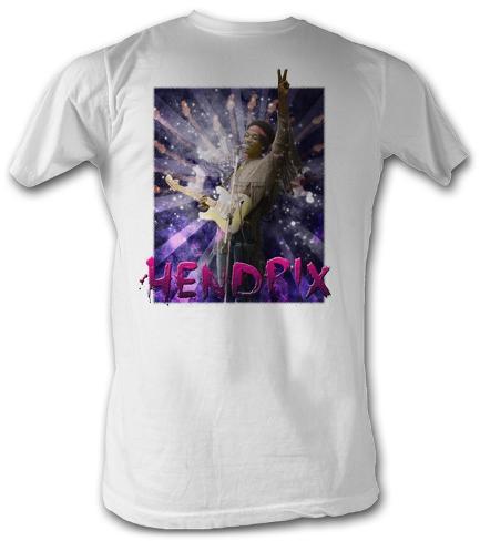 Jimi Hendrix - Peace Out T-Shirt