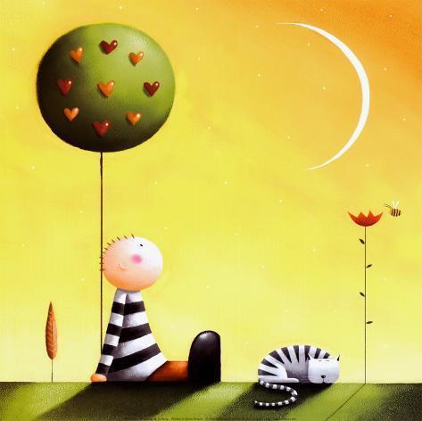 Dreaming Lámina