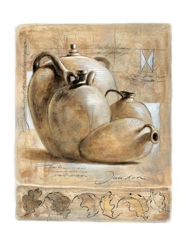 Classic Jar's Art Print
