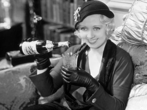 Joan Blondell: The Crowd Roars, 1932 Photographic Print