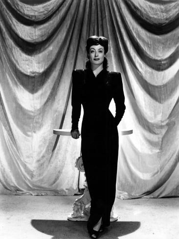 Joan Crawford, c.1940s Photo