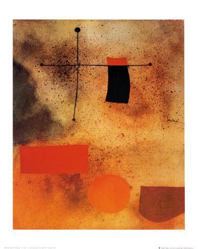 Abstract, ca.1935 Kunstdruk