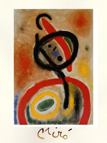 Femme III, c.1965 Art Print