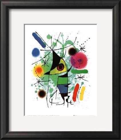 The Singing Fish Framed Art Print