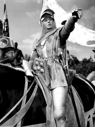 Joan of Arc, Ingrid Bergman, 1948 Photo