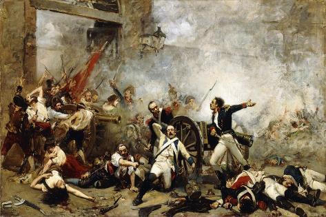 The Second of May, 1884 Lámina giclée