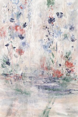 Floral Aura Giclee Print