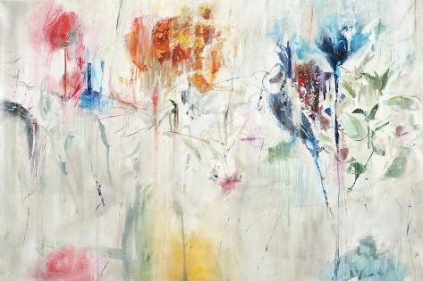 Floral Melt Giclee Print