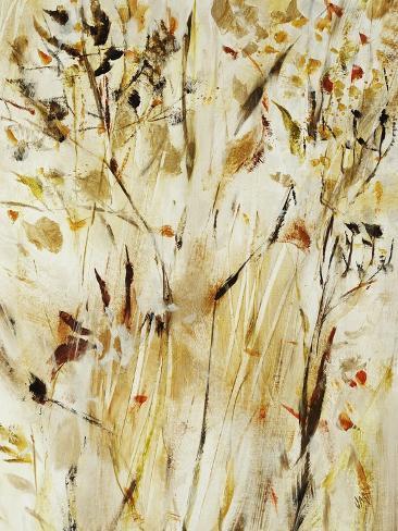 Gold Dawn Field I Giclee Print