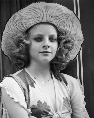 Jodie Foster, Taxi Driver (1976) Fotografia