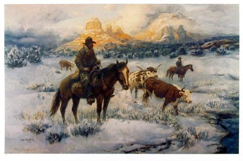 Cold Day on The Trail Edizione limitata