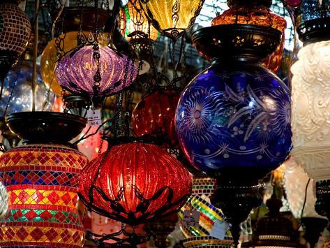 Spice Market Culture, Istanbul, Turkey Photographic Print