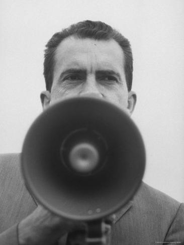 Vice President Richard Nixon Photographic Print