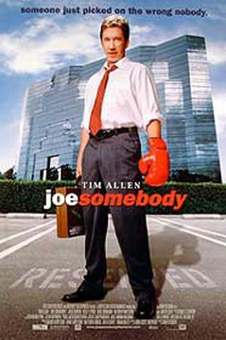 Joe Somebody Original Poster