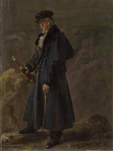 General Karol Kniaziewicz (1762-184) Lámina giclée