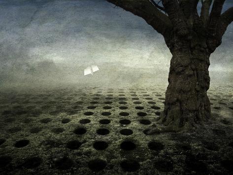 Empty Holes Giclee Print