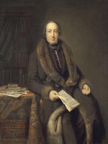 Pieter Arnold Diederichs Art Print