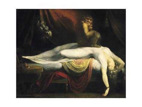 The Nightmare I, 1781 Giclee Print