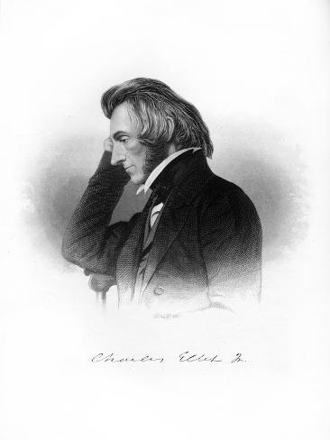 Portrait of a Man, 1872 Giclee Print