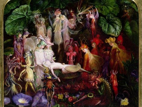 The Fairy's Funeral Giclee Print