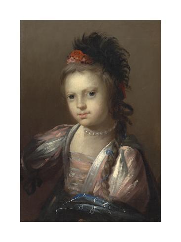 Portrait of Anne, Lady Brabazon (Née Molyneux) Giclee Print