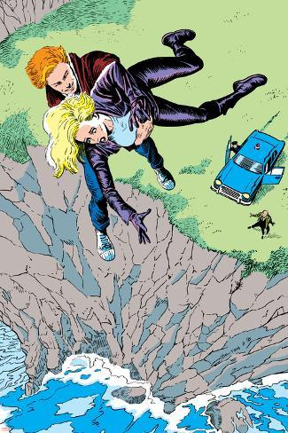 Classic X-Men No.16 Cover: Banshee Poster