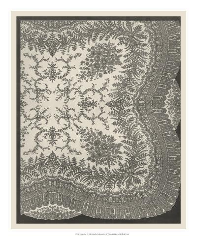Vintage Lace IV Giclee Print