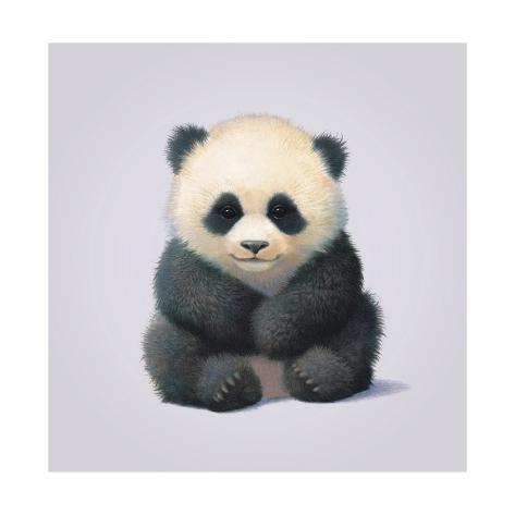 Panda Giclee Print By John Butler Art Allposters Co Uk