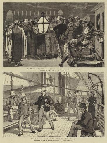 The Afghan War Giclee Print