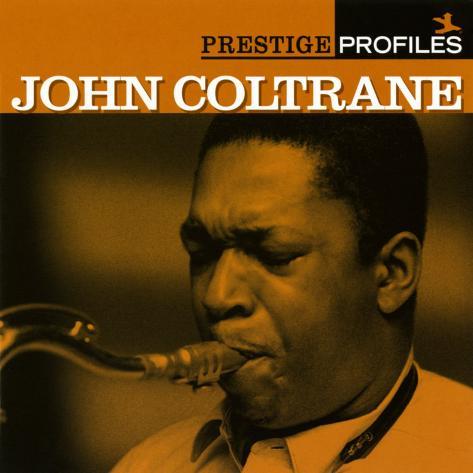 John Coltrane - Prestige Profiles Art Print