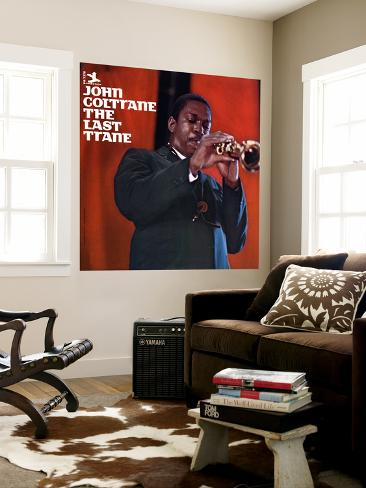 John Coltrane - The Last Trane Wall Mural