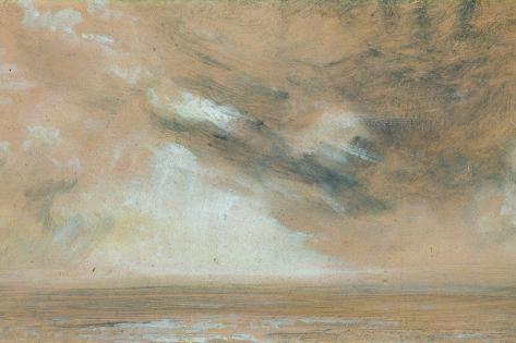 Brighton, July 20th 1824, 1824 Lámina giclée
