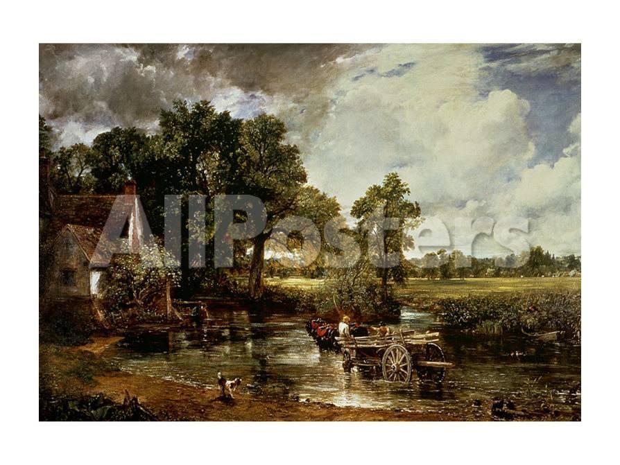 El carro de heno, 1819 Arte por John Constable en AllPosters.es