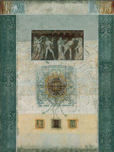 Romanesque II Art Print