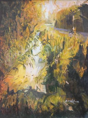 Ouderdyke, Texel Giclee Print