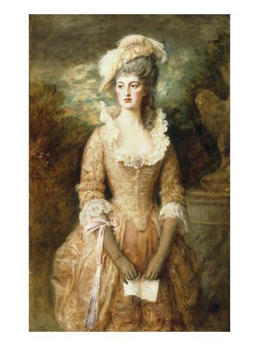 Clarissa, 1887 Lámina giclée