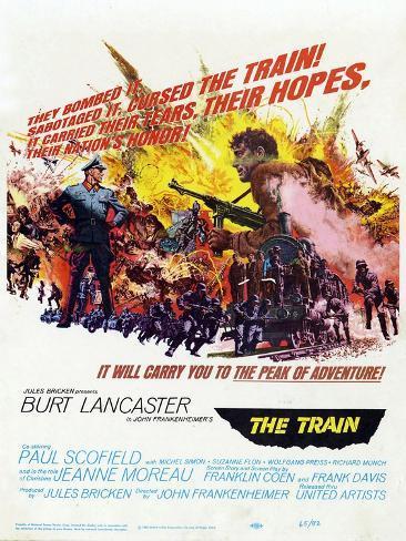 John Frankenheimer's the Train, 1964,