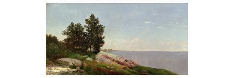 Long Island Sound at Darien Giclee Print